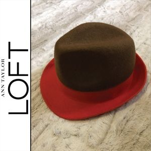 NWT Loft Trilby Hat